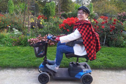 Paris,Vacances handicapés